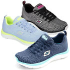 Skechers 2015 Womens Valeris Training Shoes Lace Up Trainers Running Sports Gym