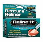 D.O.C. Reline-It Advanced Denture Reliner Kit  / Free Shipping