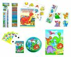 DINOSAUR Theme PARTY BAG FILLERS - Toys/Stationery/Stickers+ (Birthday/Favours)