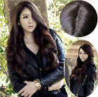 Fashion Cosplay Wig Womens Long Curly Wavy Hair Full Wigs Party Lady Costume Wig