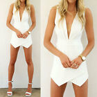 Sexy Lady Summer V-neck Bandage Cocktail Party Evening Clubwear Short Mini Dress
