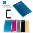 10000mAh Portable SCE Ultra-thin External Battery Charger Power Bank for Phone