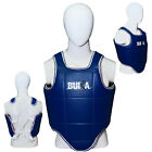 BUKA Chest Guard Training Protector Belly MMA Gear Martial Arts Body Taekwondo