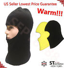 Free Shipping + Thermal Fleece One Hole Balaclava Ski Winter Snow Full Face Mask