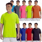Gildan Performance 100% Polyester 4.5 oz. Short Sleeve T-Shirt M-G420