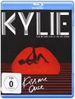 Kiss Me Once: Live At the Sse Hydro - BLU-RAY Region 2 Brand New Free Shipping