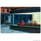 Robot Nighthawks Robo Hawks Wall Decal Retro Sci-Fi Decor