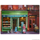 Robot Vesuvio Bakery Lost And Found Wall Decal Retro Sci-Fi Decor