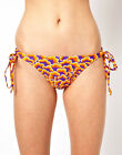 Freya Orange Boogie Rio Tie Side Brief K-86