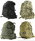 Army Combat Military Special Ops Molle Rucksack Backpack Day Back Pack Bag 45L