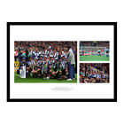 Sheffield Wednesday 1991 League Cup Final Photo Montage Memorabilia (SWMU91)