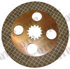 41896 Ford New Holland Brake Disc Ford TM120 130 140 155 Heavy Duty - PACK OF 1