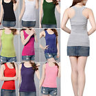 New Sexy Women's Lady Casual Vest Tank Tops Sleeveless New Multi-Color