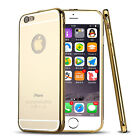 Luxury Aluminum Ultra-thin Mirror Metal Case Cover for Apple iPhone 6