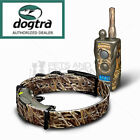 Dogtra ARC Wetlands Remote Dog Training Collar Rechargeable Camo FREE CRATE FAN