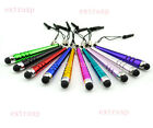 10Pcs Metal Stylus Screen Touch Pen For Apple iPhone iPad Tablet PC Samsung HTC