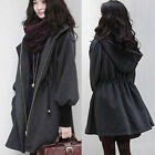 Stylish Womens Casual Winter Jacket Warm Coat Outwear Lady Overcoat Trench HOT