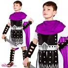 Roman Warrior Gladiator Centurion Ancient Historical Kids Fancy Dress Costume