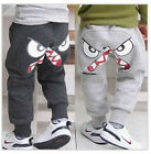 Low Price Boys Pants Trousers Cartoon Cotton Leggings Kids Girls Clothes Age3-7Y
