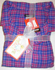 Joe Boxer 2pc Pajama Set, Plaid, Size Large or X-Large, New w/tags!