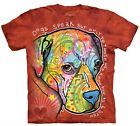 The Mountain Dean Russo Rescue Adult T-Shirt Dog Adoption Pit Bull Boxer S-5XL