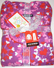Joe Boxer 2pc Pajama Set, Hearts, Size Xs Med Large XL or 1x, New w/tags!
