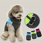 New Cute Pet Dog puppy Cat Apparel Clothing Winter Warm Vest Jacket Coat Costume