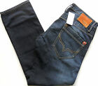 "PEPE JEANS Men's Tooting Regular Fit Straight Leg Denim Dark Blue W 30"" - 36"""