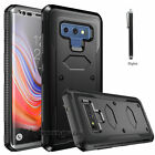 For Samsung Galaxy Note 4 Hybrid Rugged Protective Impact Hard Phone case Cover