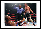 Joe Calzaghe WBO & IBF Champion 2006 Boxing Photo Memorabilia (958)