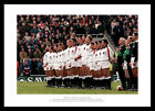 England Rugby Team 1995 Five Nations Grand Slam Photo Memorabilia (948)