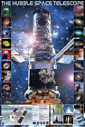 Educational - Bildung -The Hubble Space Telescope Poster Druck 61x91,5