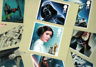 Star Wars - Mint Royal Mail Single PHQ Maxi Cards Postcards - Stamp Enlargements