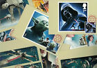 Star Wars Tallents Cancelled Stamps Single PHQ Maxi Cards Postcards Enlargements