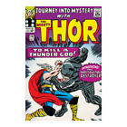 iCanvas The Mighty Thor, Issue #118 Cover by Marvel Comics Graphic Art on Canvas