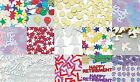 CONFETTI (Qualatex) - All Occasions & Shapes - (Party Table/Card Decorations)