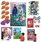 DISNEY Pin The Tail/Nose On The Donkey Style BIRTHDAY PARTY GAMES - Large Range