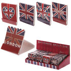Nail File Match Book Manicure Emer Boards TED SMITH LONDON 6 Mini Nail Files