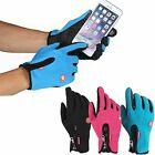 Men Women Touchscreen Gloves Winter Mittens Warm Moto Bike Ski Snowboard BS