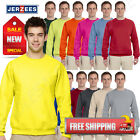 Jerzees Men's NuBlend Crew Neck Sweatshirt 50/50 Fleece M-562