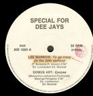 VARIOUS (LEE MARROW / DOMUS ART / JAM JAM / COCKRING) - Special For Dee Jays 3
