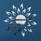 Modern Mirror Style Wall Sticker DIY Removable Decal Art Mural Home Decor