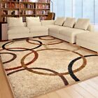 RUGS Parade RUGS 8x10 AREA RUG CARPET SHAG RUGS LIVING ROOM RUGS MODERN LARGE NEW~