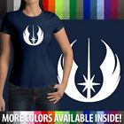 Star Wars Legacy Jedi Order Symbol Galactic Republic Tee Juniors Womens T-Shirt $15.3 USD on eBay