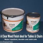 Wood Furniture Finish - Hard Finish & Easy to apply Oil - for table & chairs