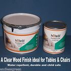 Holzol Clear Furniture Oil - Child & Food Safe Finish For Wood Tables & Chairs