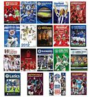 Official FOOTBALL CLUB 2012 CALENDARS (Football Merchandise/Player Memorabilia)