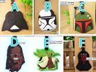 Star Wars MOVIE kids Travel Luggage Tag School Bag BLASTER RIFLE DARTH VADER NEW $7.95 AUD on eBay