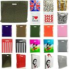 1x25x50x100x Fashion plastic gift bags Sale bags/Designer strong carrier bags
