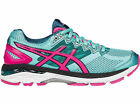 Asics Women's GT-2000 4 Running Shoes Turquoise/Pink T656N.4034 Sz 6 - 10